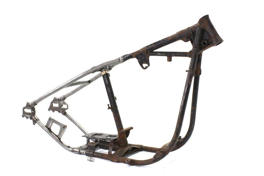 4 Speed Frame Weld On Hardtail – KICKSTART CYCLE SUPPLY